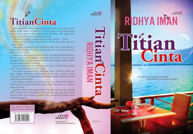 Novel Online : Novel Titian Cinta Karya Ridhya Iman