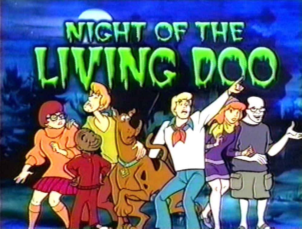 Scooby-Doo Noite dos Doo Vivos