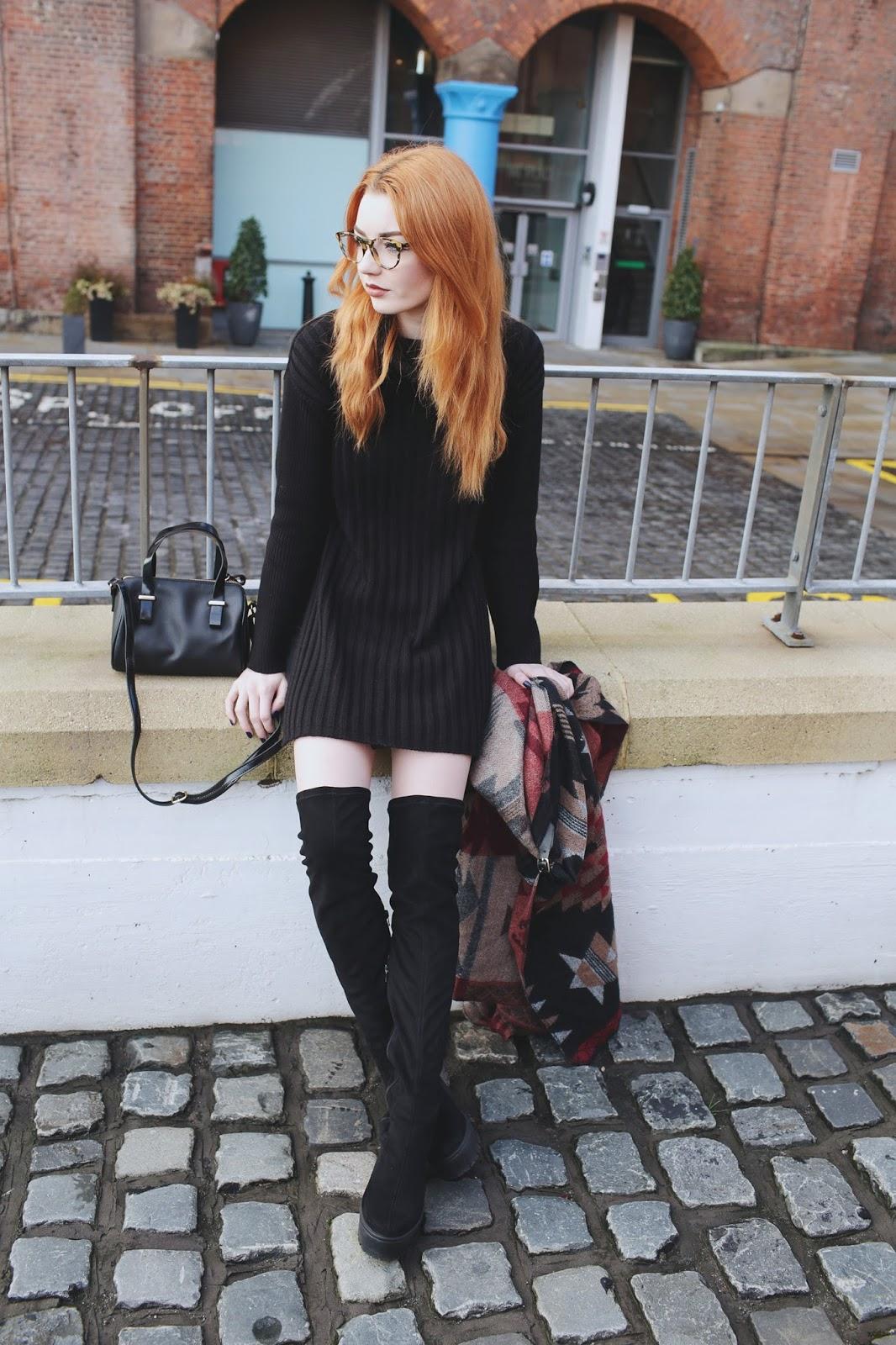 621123ff69a thigh high boots Archives - Hannah Louise Fashion