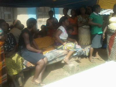 "Photos: Two Women Die In Cross River After Giving Birth In The Prayer House Of A Female Prophet, Who Claims ""evil Spirits Occupy Health Centres"""