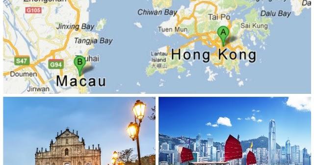 Como ir de hong kong a macao blog de viajes por el mundo gumiabroncs Image collections