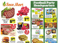 Save Mart Weekly Specials January 29 - February 4, 2020