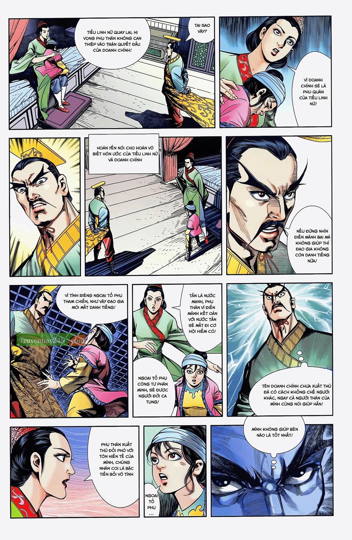 Tần Vương Doanh Chính chapter 22 trang 4