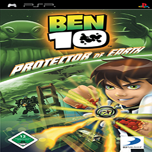 BEN 10 PROTECTOR OF EARTH PSP CSO