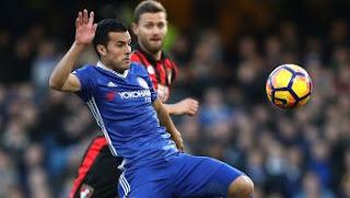 Chelsea Menang 3-0 atas AFC Bournemouth