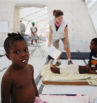Médicos sem fronteiras - Sorriso na Web