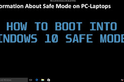 About Safe Mode Information with Benefits and Functions