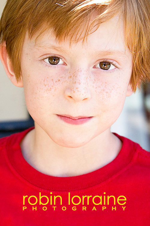 Kid's headshots Los Angeles and how to get a talent agent