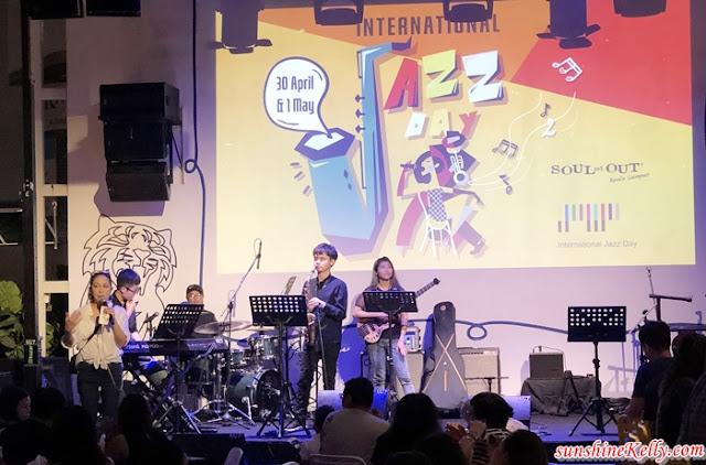 International Jazz Day 2019, Souled Out, Kuala Lumpur, jazz night, Hartamas, food, lifestyle