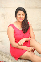 Shravya Reddy in Short Tight Red Dress Spicy Pics ~  Exclusive Pics 088.JPG