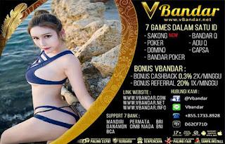 Seri Kartu Judi Domino Online VBandar.info