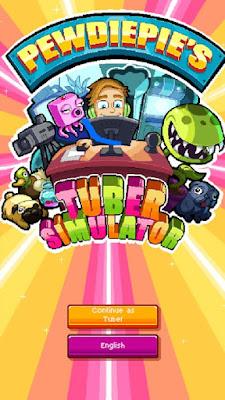 games PewDiePie's Tuber Simulator di android.