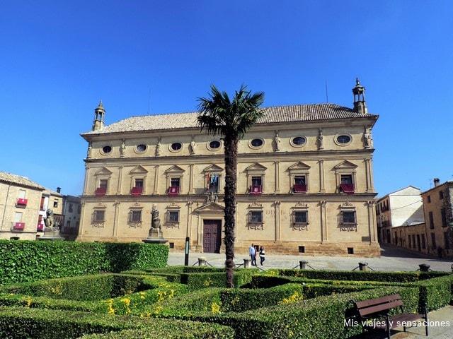 Palacio de las cadenas, Ubeda