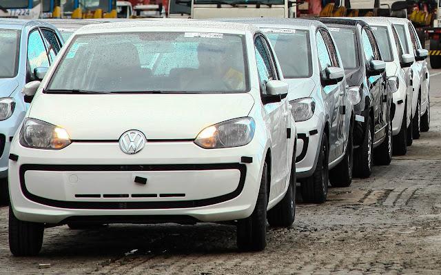 Indústria automotiva brasileira acelera exportações em 2017