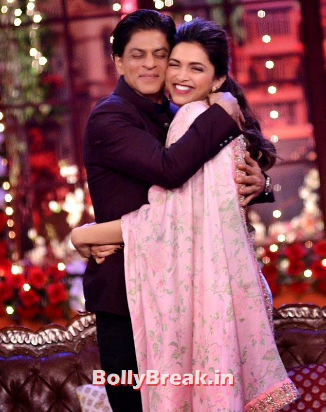 Shah Rukh Khan Deepika Padukone, Happy New Year Team CNWK Pics