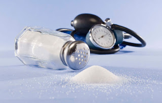 артериальное давление соль