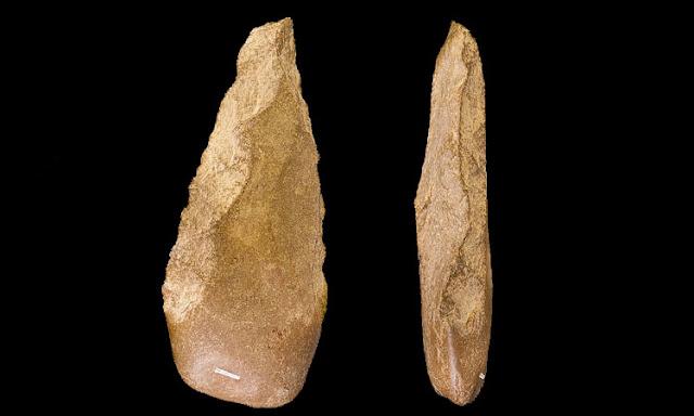 Werkzeuge der Steinzeit