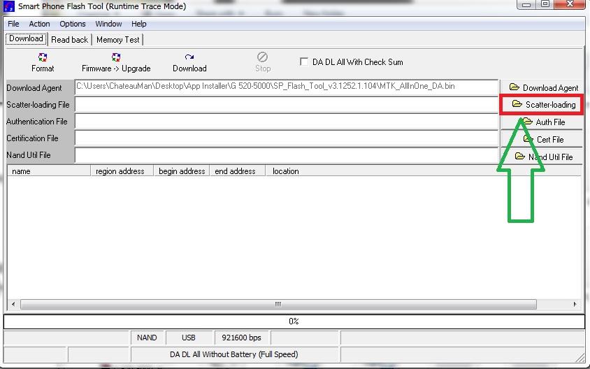 Sp flash Tool v3 apk