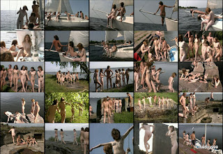 Enature-RussianBare. A Day Of Sailing. Full version.