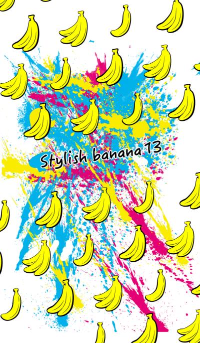 Stylish banana 13!