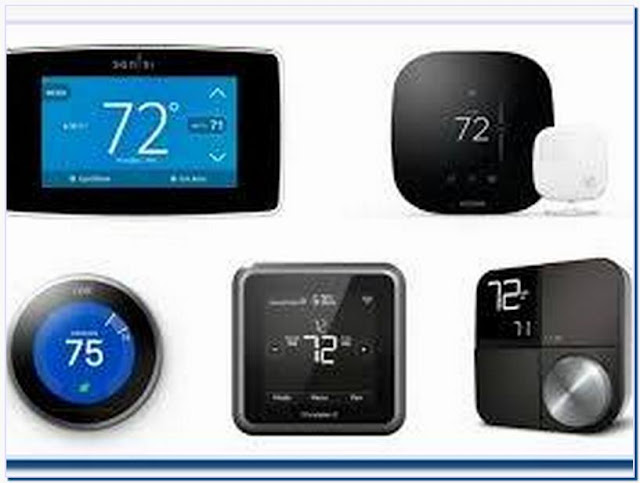 Smart thermostat comparison 2019
