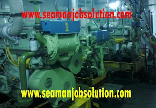 Seaman Job Rank Chief Engineers