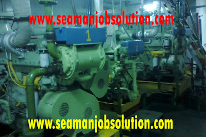 Seaman Job Rank Chief Engineers
