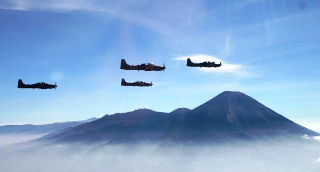 Super Tucano TNI AU