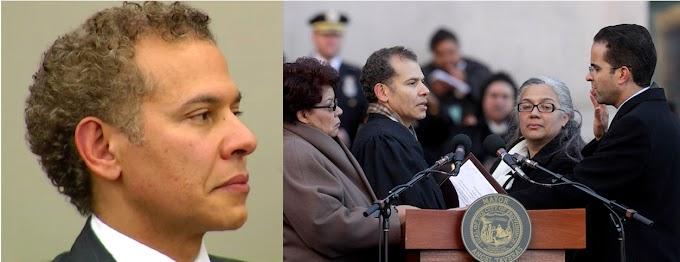Juez dominicano enjuiciado en Providence por acoso a empleados, abogadas y poses lascivas