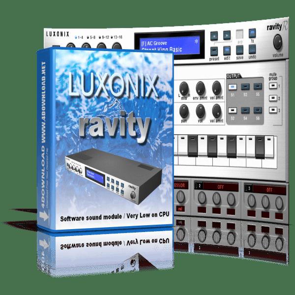 LUXONIX Ravity v1.4.3 Full version