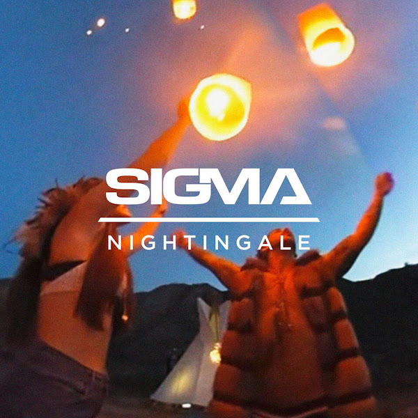 Sigma - Nightingale - Single Cover
