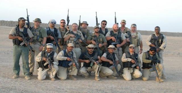 DynCorp Army
