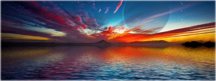 Proxima b pode ser um mundo de água