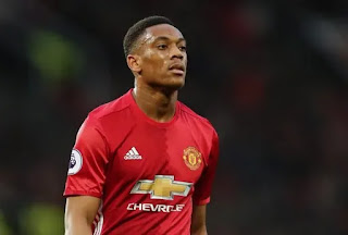 Sport:  Mourinho fines Martial £180,000, forward set to leave Manchester United