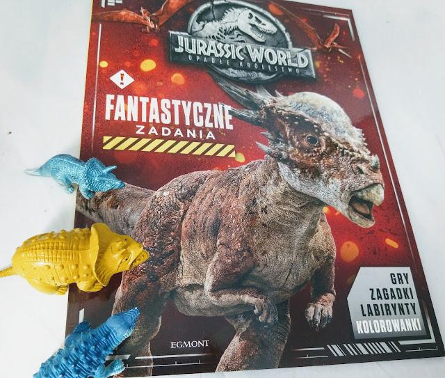 """""""Jurassic World. Fantastyczne zadania"""""""