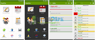FlexR Pro Shift Planner v7.1.2 Apk Android