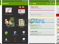 FlexR Pro Shift Planner v7.1.2 Apk Android