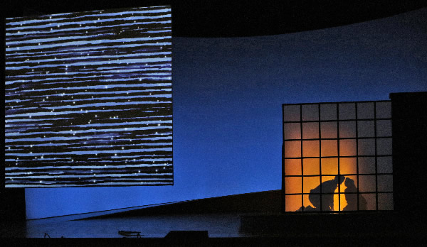 IN PERFORMANCE: Washington National Opera's production of Giacomo Puccini's MADAMA BUTTERFLY, May 2017 [Photo of the production in performance at San Francisco Opera by Cory Weaver, © by Cory Weaver & San Francisco Opera]