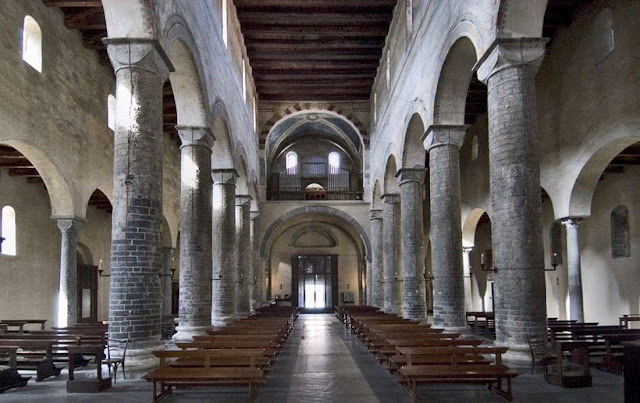 Basílica di Sant'Abbondio em Como