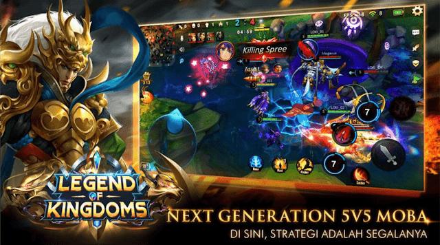 3 Game MOBA Android Terbaru 2020 Paling Ditunggu
