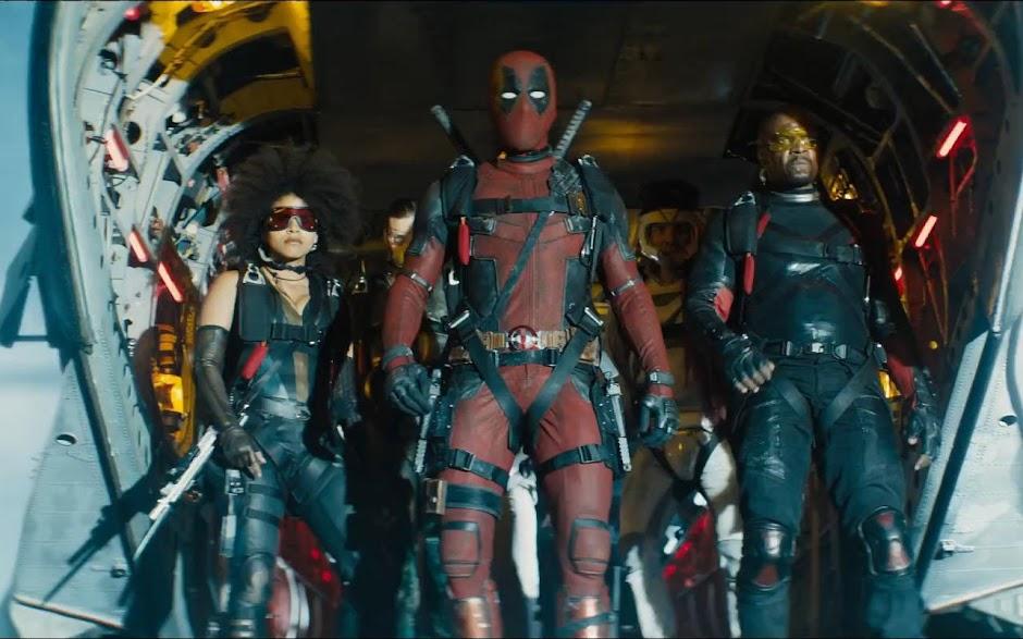 """Segundo trailer de """"Deadpool 2"""" apresenta a X-Force em ação"""