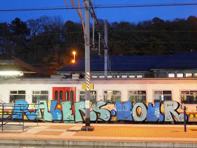 Ralers graffiti