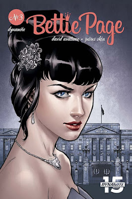 The Secret Diary of Betty Page 3