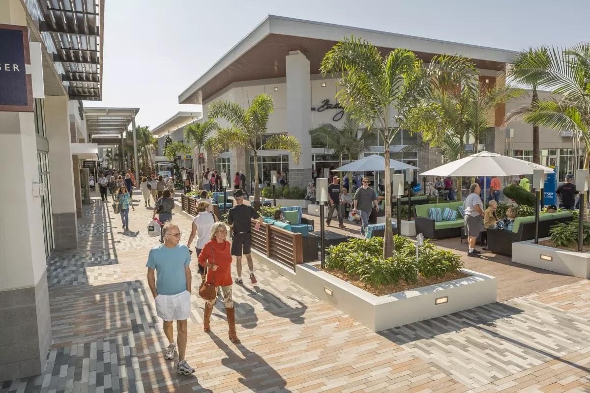 Shopping Volusia Mall em Daytona Beach