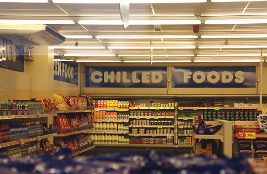 documentary photography, photo journalism, street photography, supermarkets, Sam Freek,