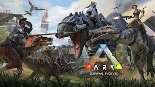 Free Download ARK Survival Evolved MOD APK For Android Offline 2018