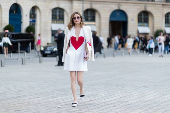 The Olivia Palermo Lookbook Olivia Palermo At Paris Haute Couture Fashion Week Street Style