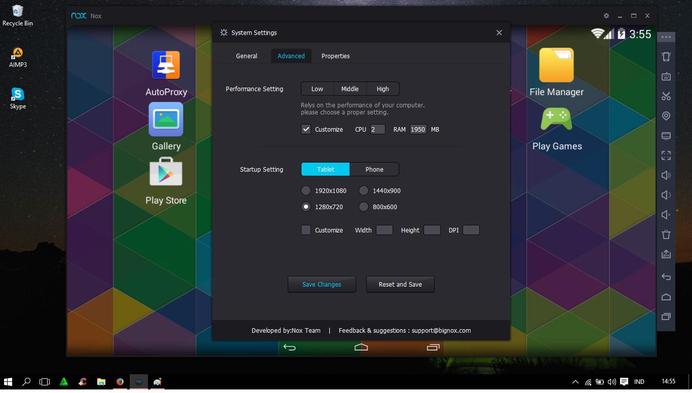 download nox app player terbaru offline