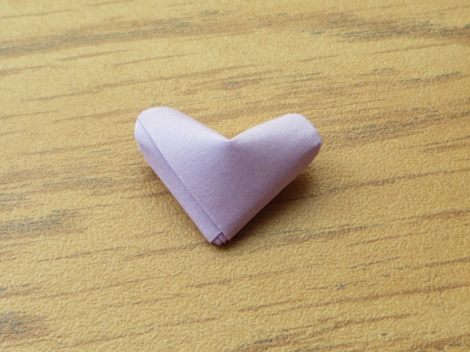 Diversion Showcase: Origami Puffy Hearts - photo#45