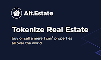 Alt.Estate - Blockchain Platform for Trading and Tokenizing Real Estate